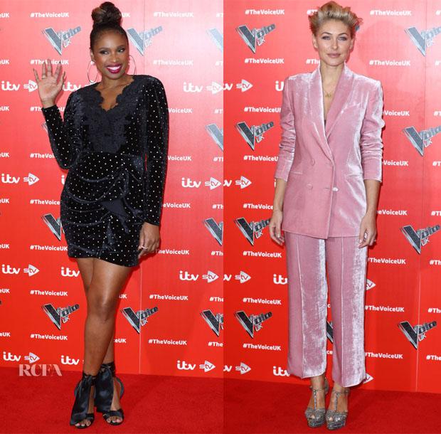 Fashion Blogger Catherine Kallon features The Voice UK 2019 Launch Event