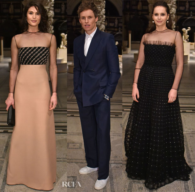 Fashion Blogger Catherine Kallon features V&A 'Christian Dior: Designer Of Dreams' Opening Dinner Gala