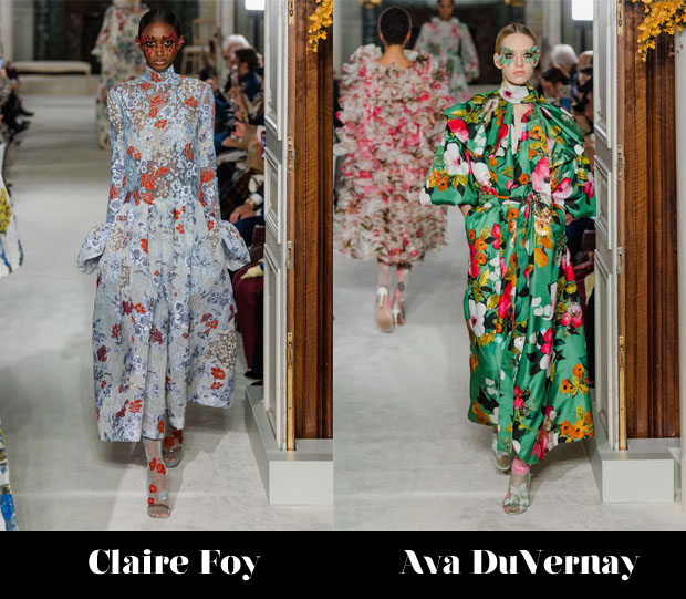 Fashion Blogger Catherine Kallon features Valentino Spring 2019 Haute Couture