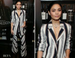 Fashion Blogger Catherine Kallon features Vanessa Hudgens in Missoni - Haute Living And Jaquet Droz Honor Vanessa Hudgens
