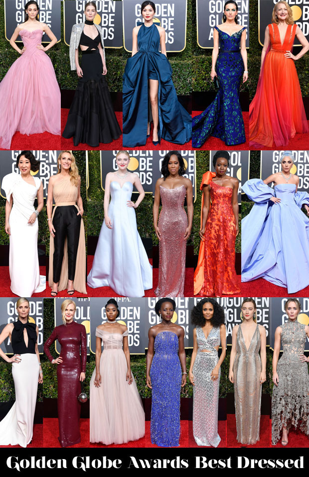 Who Was Your Best Dressed At The 2019 Goldenn Globe Awards