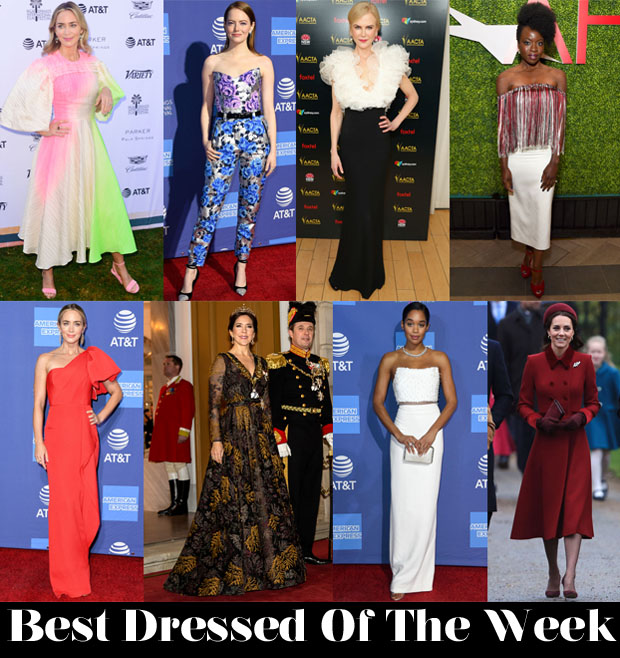 Who Was Your Best Dressed This Week