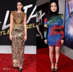 Fashion Blogger Catherine Kallon features 'Alita: Battle Angel' New York Premiere