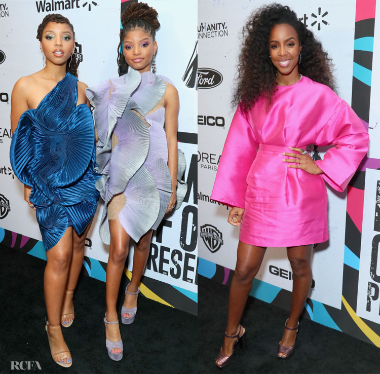 Fashion Blogger Catherine Kallon features 2019 Essence Black Women In Hollywood Awards