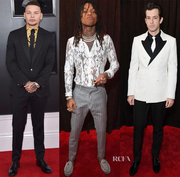 2019 Grammy Menswear Roundup