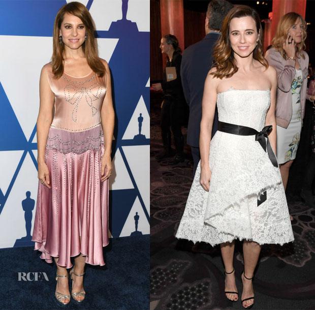 Fashion Blogger Catherine Kallon features 2019 Oscars Nominees Luncheon