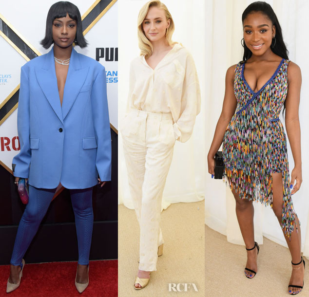 Fashion Blogger Catherine Kallon features 2019 Roc Nation THE BRUNCH