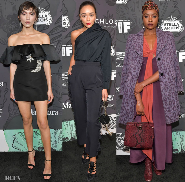 2019 Women In Film Oscar Nominees Party - Red Carpet Fashion