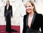 Allison Janney In Pamella Roland - 2019 Oscars