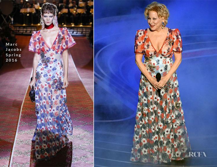 Bette Midler Dress