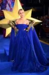 Brie Larson In Valentino Haute Couture -'Captain Marvel' London Premiere