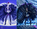 Cardi B In Vintage Mugler - 2019 Grammy Performance and Acceptance