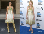 Fashion Blogger Catherine Kallon features Carey Mulligan In Chanel - 2019 Film Independent Spirit Awards
