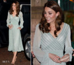 Catherine, Duchess of Cambridge In Missoni - Empire Music Hall