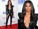 Fashion Blogger Catherine Kallon features Ciara In Michael Costello - 2019 Hollywood Beauty Awards