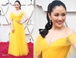 Constance Wu In Atelier Versace - 2019 Oscars
