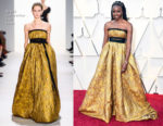 Danai Gurira In Brock Collection - 2019 Oscars