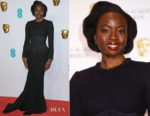 Fashion Blogger Catherine Kallon features Danai Gurira In Thom Browne - 2019 BAFTAs