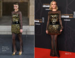 Fashion Blogger Catherine Kallon features Diane Kruger In Chanel - Cesar Film Awards 2019