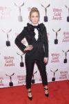 Fashion Blogger Catherine Kallon features Emily Blunt In Dolce & Gabbana and John Krasinski In Salvatore Ferragamo - 71st Annual Writers Guild Awards