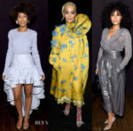 Fashion Blogger Catherine Kallon features Front Row @ Marc Jacobs Fall 2019