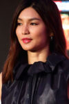 Fashion Blogger Catherine Kallon features Gemma Chan In BOSS - 'Captain Marvel' Talent Tour Singapore Press Conference