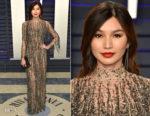 Gemma Chan In Tom Ford - 2019 Vanity Fair Oscar Party