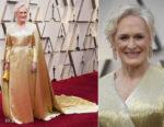 Glenn Close In Carolina Herrera - 2019 Oscars