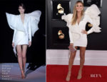 Fashion Blogger Catherine Kallon features Heidi Klum In Stéphane Rolland Haute Couture - 2019 Grammy Awards