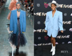Fashion Blogger Catherine Kallon features Janelle Monae In Marc Jacobs - Janelle Monae x Instagram Fem The Future Brunch