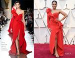 Jennifer Hudson In Elie Saab Haute Couture - 2019 Oscars