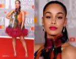 Fashion Blogger Catherine Kallon features Jorja Smith In 16Arlington - The BRIT Awards 2019