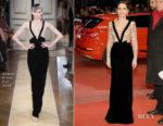 Fashion Blogger Catherine Kallon Features Juliette Binoche In Armani Prive - 'The Kindness Of Strangers' Berlinale Film Festival Premiere