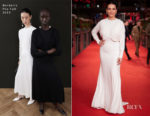 Fashion Blogger Catherine Kallon features Juliette Binoche In Burberry & Jean Patou - 2019 Berlinale International Film Festival Premieres