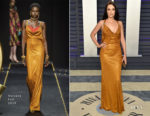 Kacey Musgraves In Versace - 2019 Vanity Fair Oscar Party