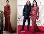Krysten Ritter In Reem Acra - 2019 Oscars
