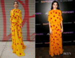 Fashion Blogger Catherine Kallon features Marianne Rendon In Jonathan Cohen - 'Mapplethorpe' New York Screening