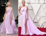 Fashion Blogger Catherine Kallon features Meagan Good In Georges Chakra Couture - 2019 Oscars