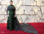 Olivia Colman In Prada - 2019 Oscars