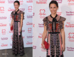 Pippa Middleton In Temperley London - British Heart Foundation Beating Hearts Ball