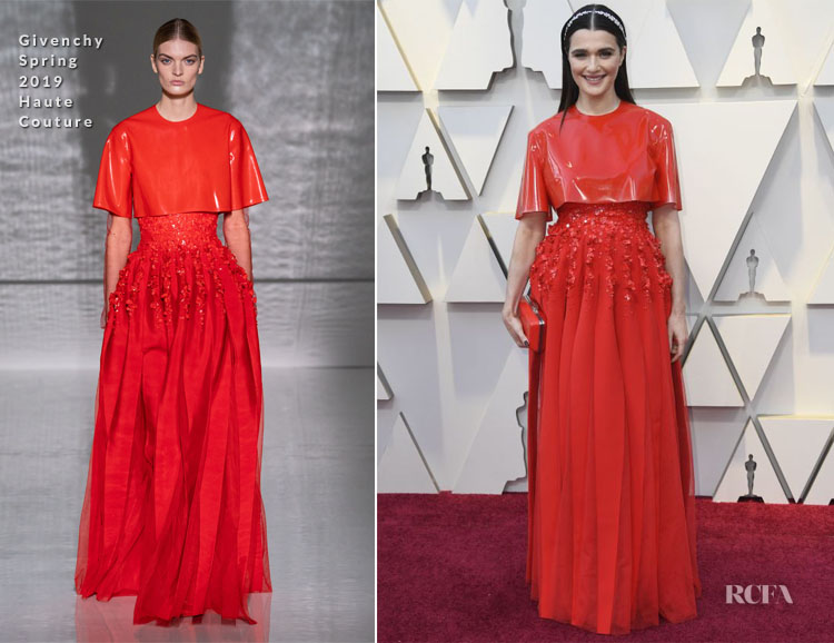 Rachel Weisz In Givenchy Haute Couture - 2019 Oscars