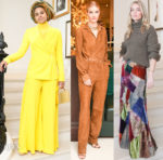 Fashion Blogger Catherine Kallon features Front Row @ Ralph Lauren Fall 2019
