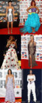 Fashion Blogger Catherine Kallon features Rihanna's Best Moments At The BRITS