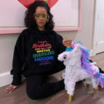 Fashion Blogger Catherine Kallon features Rihanna Celebrates Her 31st Birthday In Vetements