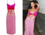Rihanna's Cushnie Robyn Dress