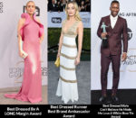 2019 SAG Awards Fashion Critics' Roundup