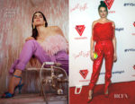 Fashion Blogger Catherine Kallon features Shailene Woodley In Attico - Virgin Voyages Hosts Scarlet Night