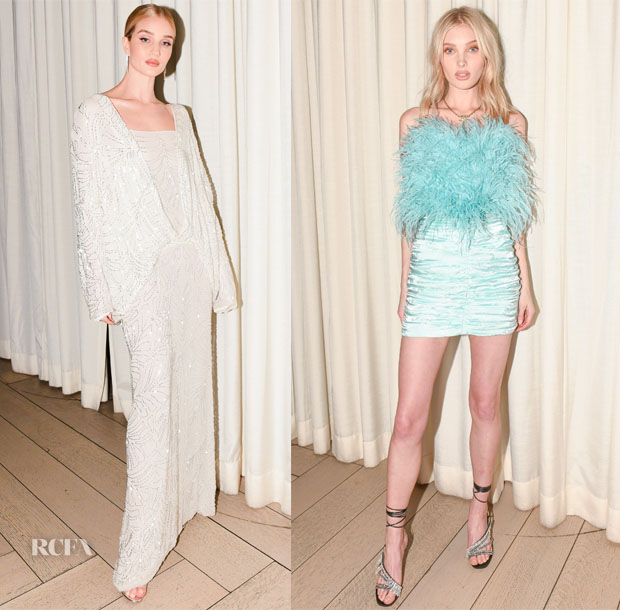 Fashion Blogger Catherine Kallon Features The Attico NYFW Dinner