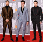 The BRIT Awards 2019 Menswear Red Carpet Roundup