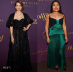 Fashion Blogger Catherine Kallon features The Hollywood Reporter's 7th Annual Nominees Night